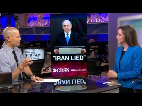 Iran disputes Israel's claims about Iran's nuclear program