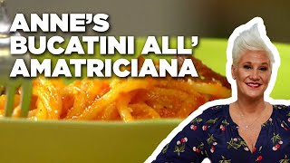 Anne's Bucatini All'Amatriciana | Food Network