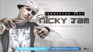★2014 Reggaeton Beat Estilo Nicky Jam★