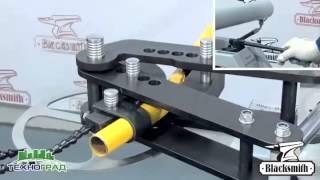 HPB 1000 Трубогиб гидравлический(Трубогиб гидравлический универсальный HPB-1000 Blacksmith предназначен для изгибания по заданному радиусу круглых..., 2013-06-10T05:42:51.000Z)