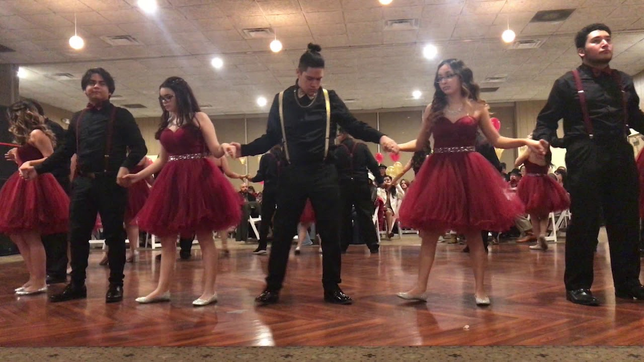 Download Lina's Quinceanera  Walts & Cumbia 2017
