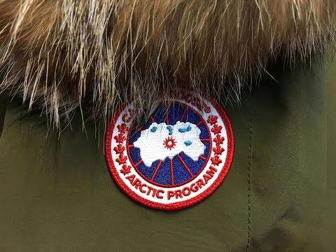 Canada Goose Victoria Parka (RUS)/Канада гус Виктория Парка обзор на русском