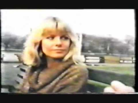 Interview with Glynis Barber on location 85