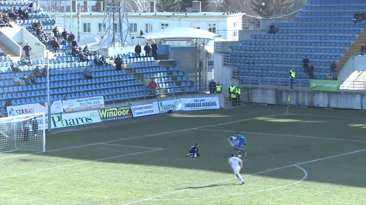 ZTE FC - Békéscsaba 0:0 - 2015. február 21.