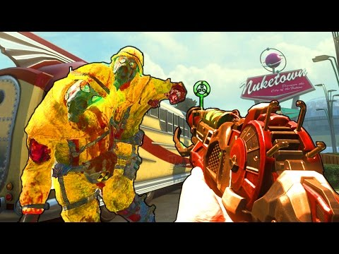 CALL OF DUTY ZOMBIES REALISM MOD 3.0 - RPG ELEMENTS! NUKETOWN 2025 ZOMBIES Gameplay