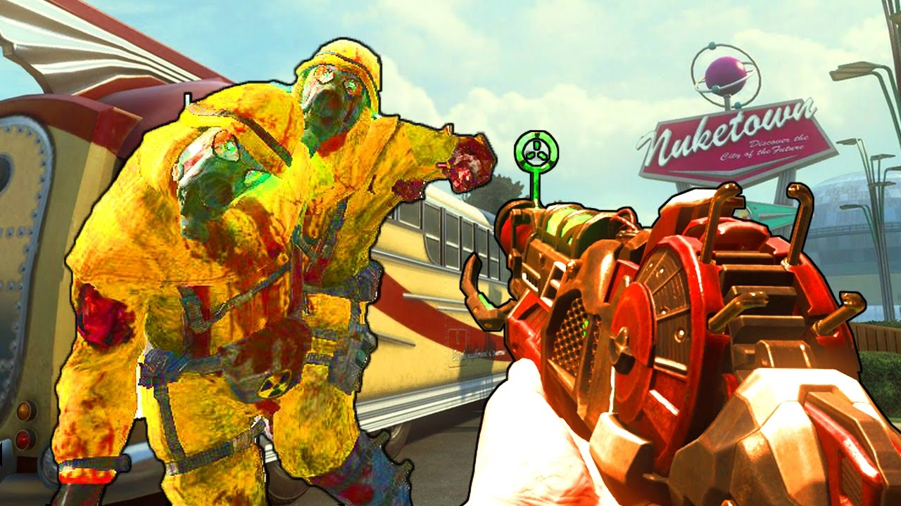 nuketown zombies Archives | Tubettajat