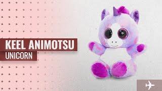 Very Cute Keel Animotsu Unicorn [Christmas 2018 Toys]: Keel Toys Animotsu 15cm