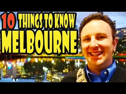Melbourne Travel Tips: 10 Things to Know Before You Go to Melbourne Australia