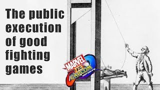 The public execution of good fighting games | EFG Extra 01