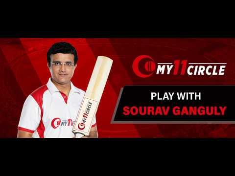 Sourav Ganguly On My11Circle
