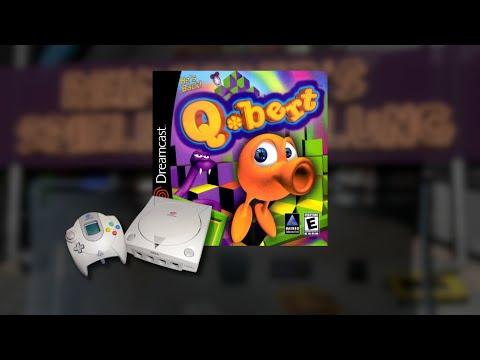 Gameplay : Q*Bert [Dreamcast]