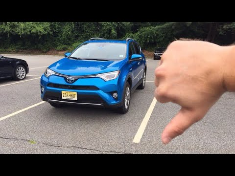 2017 Toyota RAV4 - 5 Things I Hate