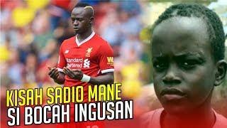 KISAH SADIO MANE : Dari Bocah Ingusan Dengan Sepatu Rusak Jadi Sensasi Liverpool