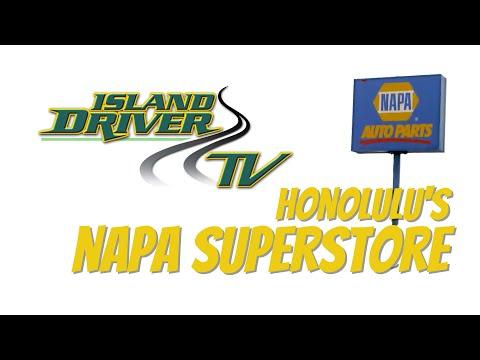 NAPA Auto Warehouse & Superstore: Waipahu
