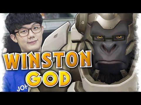 Best Winston Player Miro [#1World Winston] Moments Montage |Overwatch Best of Miro Winston God Plays