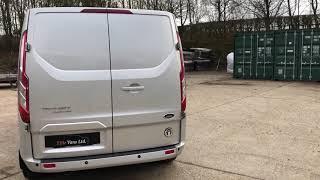 destilación Alfombra de pies radioactividad  Ford Transit Custom Limited for sale Elite Vans ltd - YouTube