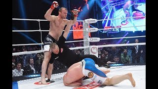 Лучшие нокауты M-1 Global 2017 | Best knockouts of the year!