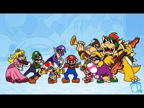 Mount Wario Brass Band