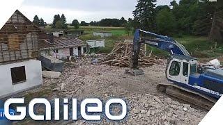 Lost Places - Das Geisterdorf in Nordrhein-Westfalen | Galileo | ProSieben