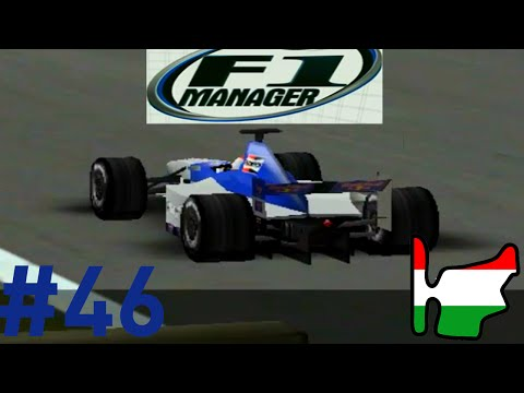 F1 Manager: Minardi Manager Career - Part 46 - Hungary