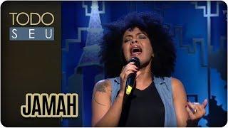 Video Musical com a cantora Jamah - Todo Seu (23/01/18) download MP3, 3GP, MP4, WEBM, AVI, FLV Oktober 2018