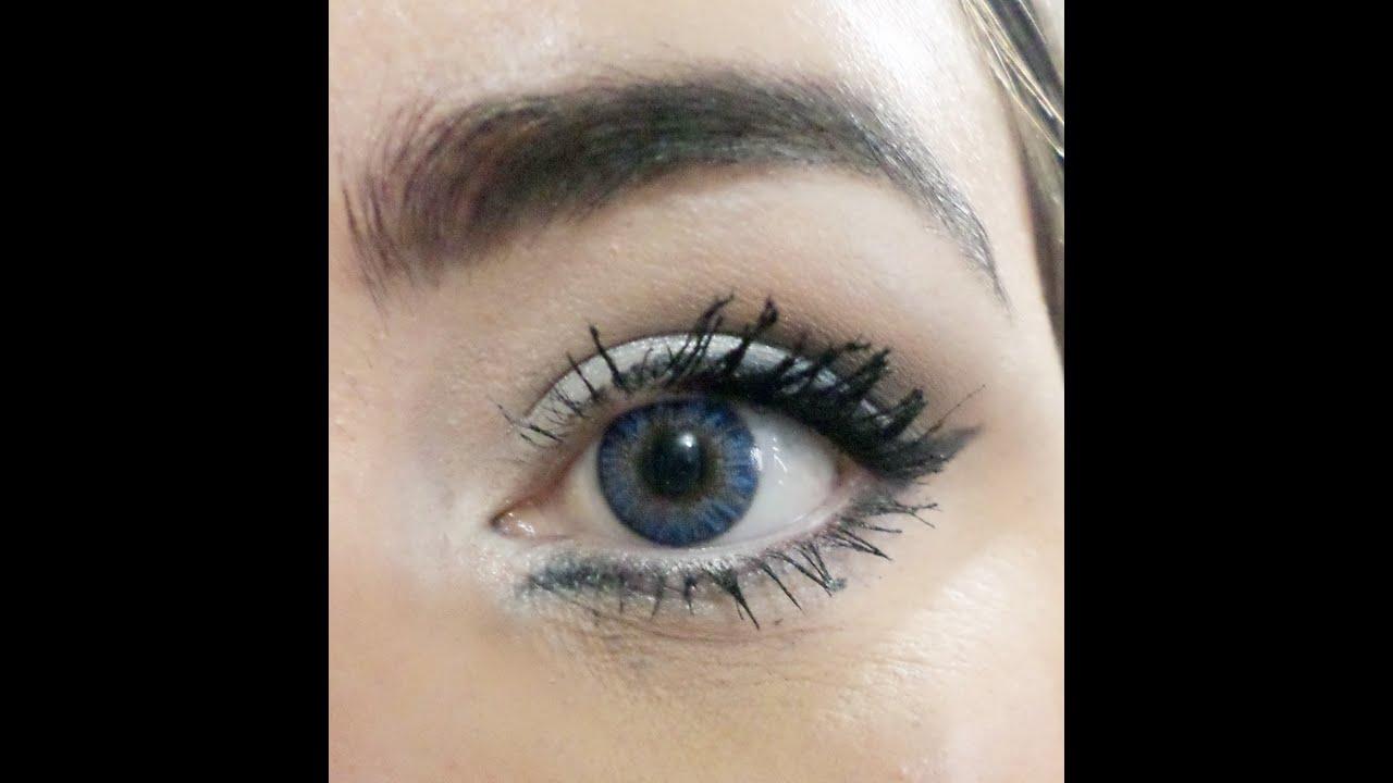 FreshLook ColorBlends True Sapphire (Colocar, retirar ... True Sapphire Contact Lenses