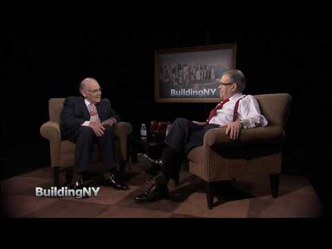 BuildingNY: Julien J. Studley, principal, Studley New Vista Associates