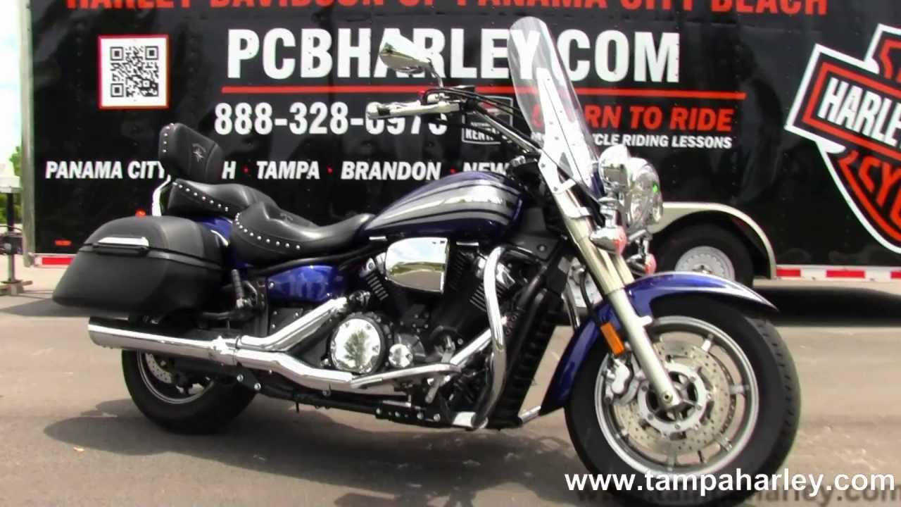 Used 2009 yamaha motorcycle v star 1300 for sale in for Yamaha motorcycle for sale florida