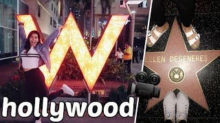 I'M IN HOLLYWOOD?! // Vlogmas Day 11!!!
