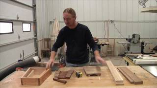 Building A Wood Xylophone Part 2/2