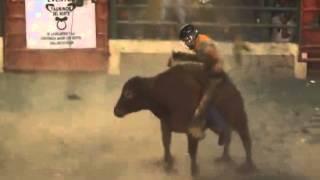 En El Bramadero - monta de toros - 5 - el polvodeoro