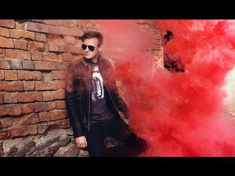фотографии с цветным дымом