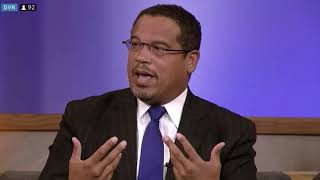 Keith Ellison Blames His Accuser For Fabricating Allegations