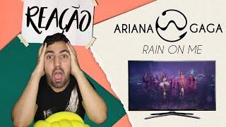 Baixar REAÇÃO | LADY GAGA E ARIANA GRANDE - RAIN ON ME (VIDEO REACT)