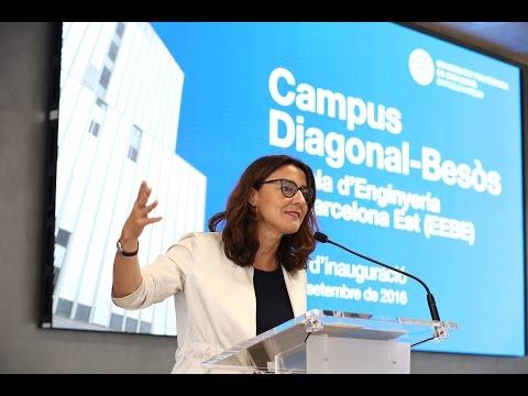 La Diputació de Barcelona inverteix 23 milions d'euros en el nou Campus Diagonal – Besòs