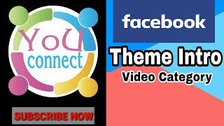 You Connect Channel Facebook Video Category Intro (EID Spacial) 2018