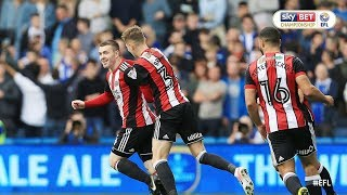 The Steel City Derby - Sheffield Wednesday 2 - 4 Sheffield United