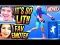 "STREAMERS REACT TO *NEW* ""BILLY BOUNCE"" EMOTE/DANCE! (HILARIOUS!) Fortnite FUNNY & EPIC Moments"