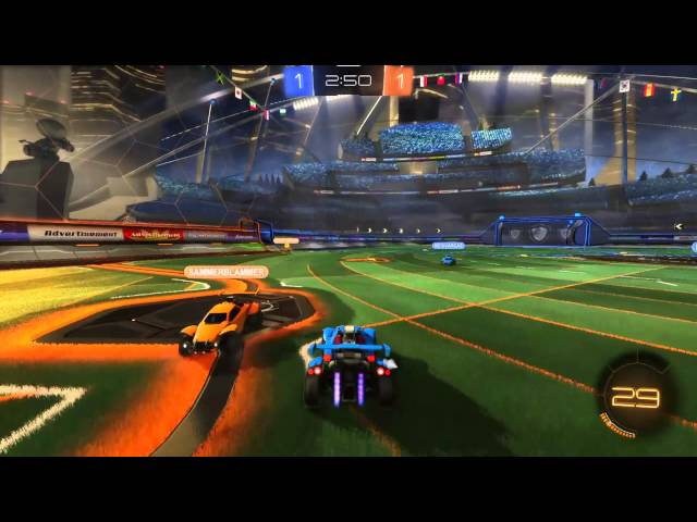 Rocket League (видео)