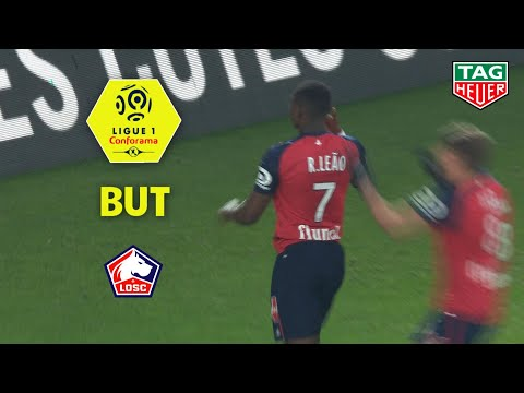 But Rafael LEAO (56') / LOSC - SM Caen (1-0)  (LOSC-SMC)/ 2018-19