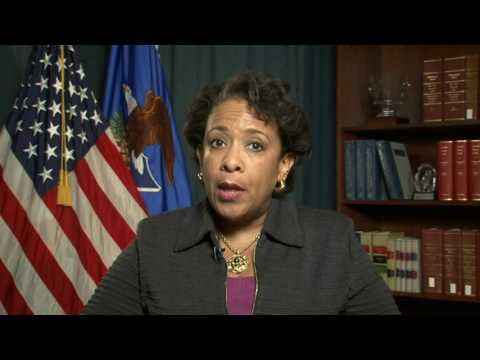 Attorney General Lynch's Video Statement on Hate Crimes in America