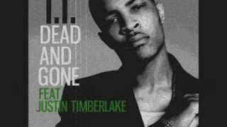 Dead And Gone - T.I. Justin Timberlake (Instrumental) HQ