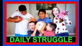 CRAZY SCHEDULE | DAILY STRUGGLE