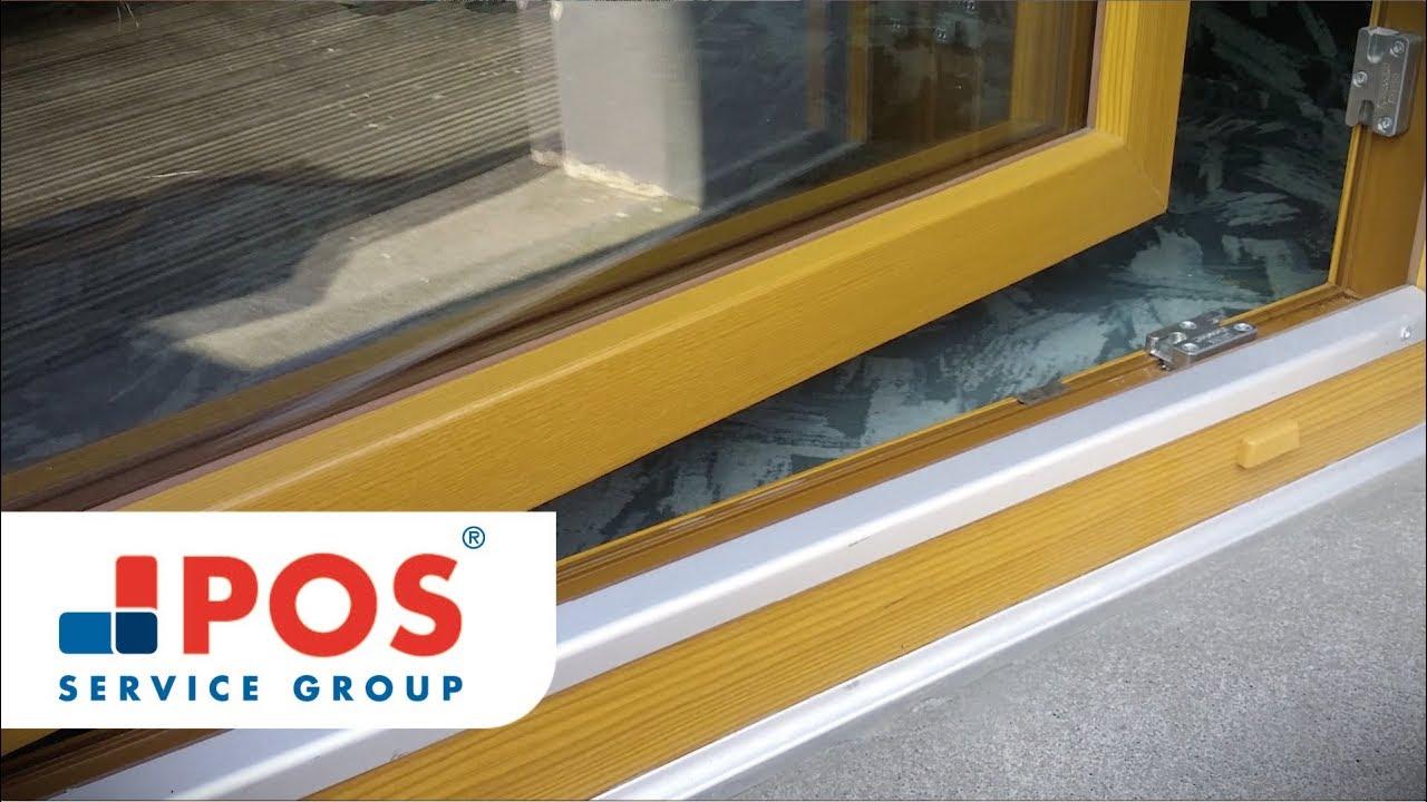 Bekannt Fenster Reparatur - schnell und unkompliziert JG55