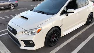 2019 Subaru WRX Update After 16K miles