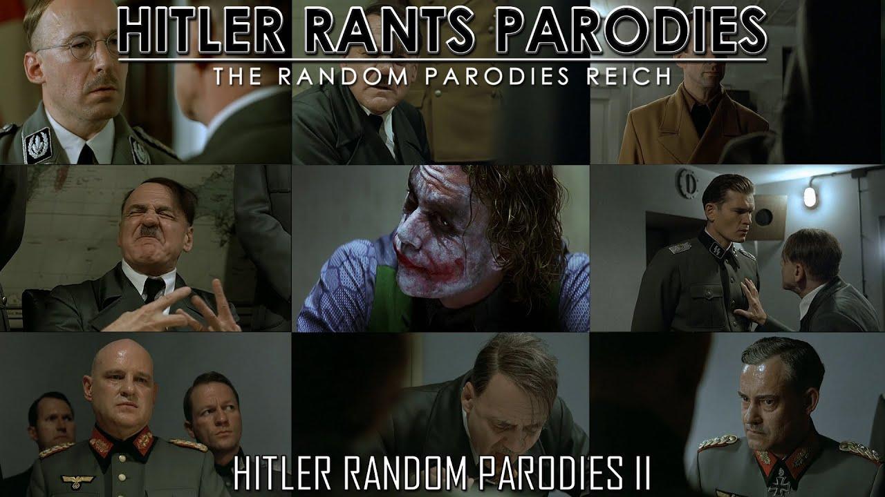 Hitler Random Parodies II
