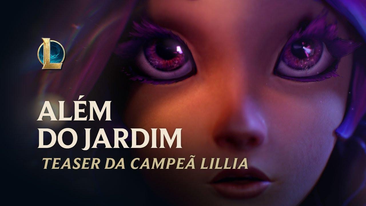League of Legends: Nova Campeã é Revelada