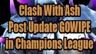 Clash Of Clans - GoWipe / GoWiWiPe in Champions League (Strategy) post update troop lvls