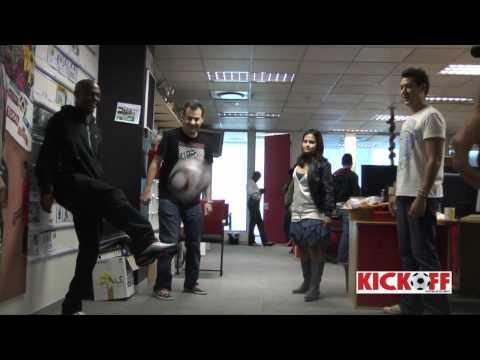 Office politics: Serero vs. KO editorial team