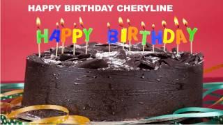 Cheryline   Cakes Birthday